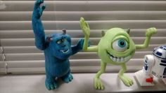 Disney Happy Meal Toy - Monsters Inc - wdwradio.com