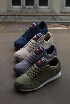 Reebok Classic Clean Textile Pack