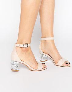 Carvela+Leyland+Ankle+Strap+Jewel+Mid+Heeled+Sandals