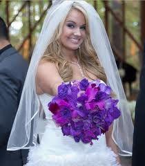 Tiffany Thornton. so random. she's married and has a child.