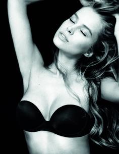 ae5d05fc677b7 ANNA - Bandeau - Sensuously Invisible Tanya Mityushina by Raphael Mazzucco  Victorias Secret Models, Intimissimi