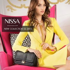 NISSA New Collection SS2015  www.nissa.com  #nissa #new #collection #ss2015 #campagne #pictorial #pv2015 #dress #embroidery #white #green #spring #summer #romantic #inspiration #fashion #fashionista #style #look