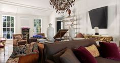 First 10 photos via the House of Windsor 360-degree tour; remaining photos via the listing Anglophile Gwyneth Paltrow has decided to grace us in LA with a little homebuying: TMZ reports she and...