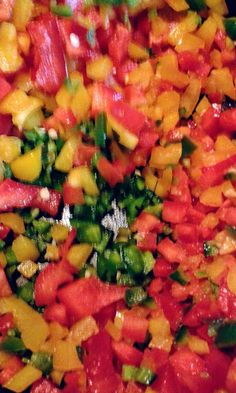 the foodie grand mere: hot pepper jelly.