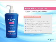 Emulsión cuerpo piel extra seca Bagóvit A