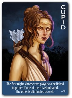 Order individual replacement cards compatible with Ultimate Werewolf and Ultimate Werewolf Deluxe Edition. Werewolf Card, Werewolf Games, Card Games, Game Cards, Cupid, First Night, Aurora Sleeping Beauty, Marvel, 25th Birthday