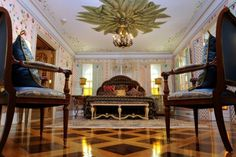 The iconic Versace Mansion in Miami's South Beach is for sale!  Take a sneak peek inside…