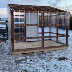 DIY 7x10 Lean-To Greenhouse Building Guide   Etsy Heating A Greenhouse, Lean To Greenhouse, Backyard Greenhouse, Greenhouse Plans, Green Houses Diy, Pier Blocks, Landscape Design, Garden Design, Diy Wooden Projects