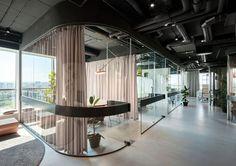 Офис для компании Catena Media, занимающейся разработкой онлайн-игр: работа Studio Autori   AD Magazine