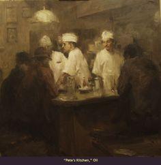 Ron Hicks| Fine Artist | Oil Painter | Denver | Colorado