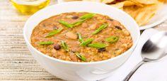 Seven Bean Soup - simple and vegan