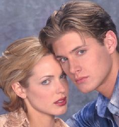 Before Jensen Ackles was a Winchester, he was part of the Brady clan. Amusingly enough on Days of Our Lives his sibling was also named Sammy. Supernatural Bunker, Supernatural Actors, Jensen Ackles Young, Alison Sweeney, Wattpad, Days Of Our Lives, Super Natural, Attractive People, Beautiful People