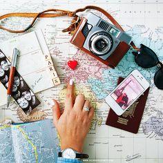 Обожаю путешествовать! #travel