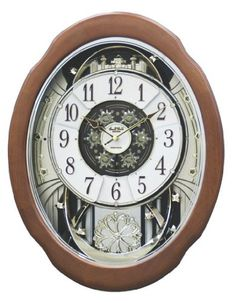 11 Best Seiko Musical Clocks Images Clock Wall Seiko