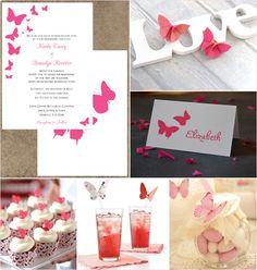 Butterfly Inspiration board