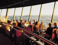 Orbit Revolving Restaurant - SKYCITY Auckland