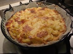 Crostata di patate, prosciutto cotto e taleggio