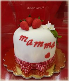 Mum's Cake by dulcis in fundo