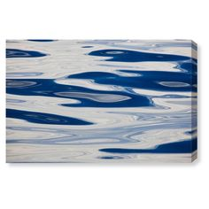 Oliver Gal Ocean Surface Abstract Canvas Art - 20038_15X10_CANV_XHD
