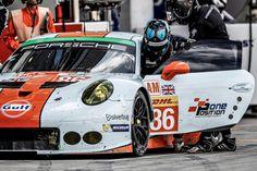 6hFuji :: Porsche 911 RSR @Gulf_Racing
