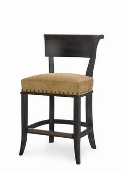 Century Furniture Fontana Counter Stool 3188c Bar Stools Room