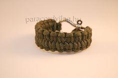 Blaze bar karkötő fém seklivel Paracord, Bracelets, Leather, Jewelry, Jewlery, Jewerly, Schmuck, Jewels, Jewelery