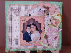 Stamping Paper: once upon a time
