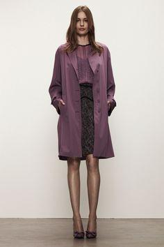 Resort 2013, Designer: Bottega Veneta, Model: Nadja Bender