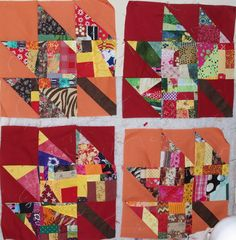 Sane, Crazy, Crumby Quilting: From the Majestic Crumb Nut Tree