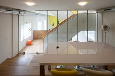 a 19th Century church is converted to be Acato's new office building