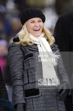 King Harald Of Norway'S 70Th Birthday Celebrations : News Photo-Crown Princess Mette Marit