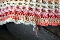 Waffle Stitch - Crochet