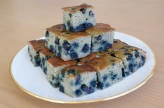 Blueberry Recipe Round-Up - Rethink Simple