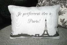 I'd rather be in Paris. .