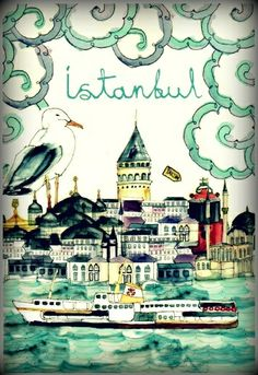 Kozmopolit bir şehirde, sadece aradığınızı değil ama aramadıklarınızı da bulursunuz. Aniden karşınıza sizi şaşırtan şeyler çıkabilir. Bu yüzden İstanbul denince akla pek çok şey gelir. İşte bazıları...  Şehirde Hayat Var!   İstanbul ile daha sosyal bağlar kurmak için: http://twitter.com/istanbulcom http://facebook.com/istanbul https://vimeo.com/istanbulcom http://istanbulcom.tumblr.com/