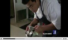 chef Aaron Verzosa on Andrew Zimmerman's Bizarre Foods