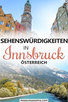 Innsbruck, Salzburg, Us Travel, Travel Guide, European Destination, Amazing Destinations, Alps, Austria, Travel Inspiration