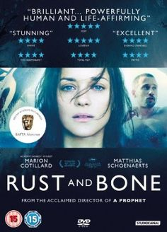 Rust and Bone [DVD]: Amazon.co.uk: Marion Cotillard, Matthias Schoenaerts, Céline Sallette, Jacques Audiard: Film  TV