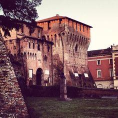 Rocca estense (Instagram by ifabio_77)
