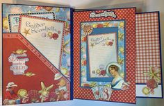 New Beginner Photo / Mini Album Tutorial - Any Size by Anne Rostad