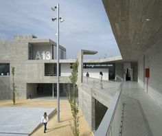 RAFAL SECONDARY SCHOOL by grupo aranea