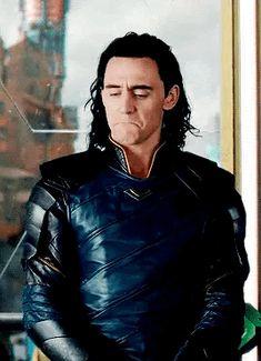 Loki gif.