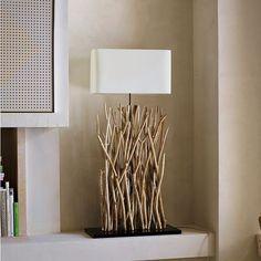 Die 40 Besten Bilder Von Basteln Mit Holz Diy Lamps Floor Lamp