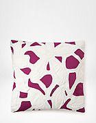 Diane Von Furstenburg Applique Square Cushion at The Bay