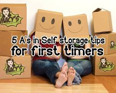 Check out the 5 A'S in self storage tips for first timers that you need to know! For self storage solutions, call 1300 40 90 69