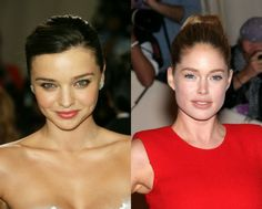 Everyone is always wondering what a Supermodel's beauty routine is, and what products to they use to keep them looking beautiful. Six of our favorite Victoria's Secret Angels, Adriana Lima, Doutzen Kroes, Lily Aldridge, Alessandra Ambrosio, Miranda Kerr, and Rosie Huntington-Whiteley recently revealed some of their best beauty tips.