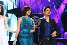 "This is KC Concepcion and Piolo Pascual singing a medley of Christmas songs during the opening production number at the ABS-CBN 2011 Christmas Special, ""Da Best ang Pasko ng Pilipino"" last December 2011 at Smart Araneta Coliseum. Jennylyn Mercado, Kc Concepcion, Born Again Christian, Star Magic, Quezon City, Cosmopolitan Magazine, Fashion Models, Singing, December"