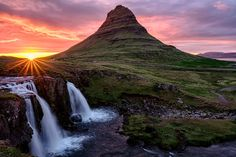 kirkjufell sunset [oc][1000x667] Check this blog!