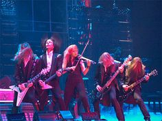 Trans Siberian Orchestra (2003) - I got all their autographs!