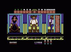 West Bank (Commodore 64)